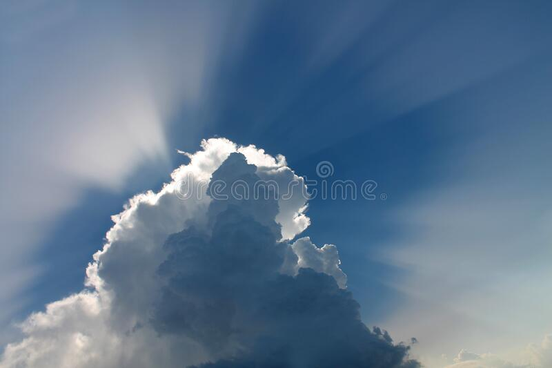 Sun Covered By White Clouds Showing Free Public Domain Cc0 Image