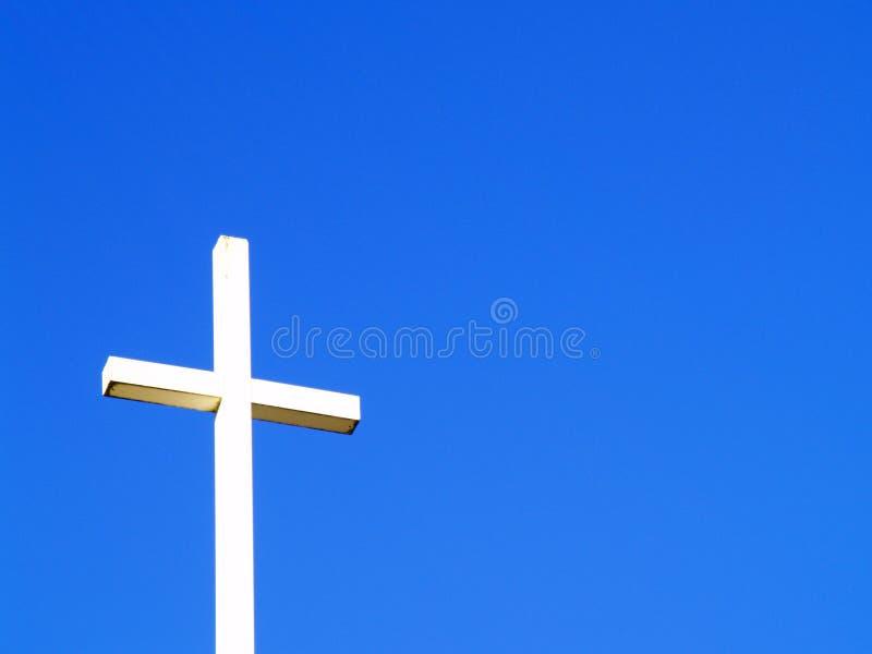 Sun Cross royalty free stock photos