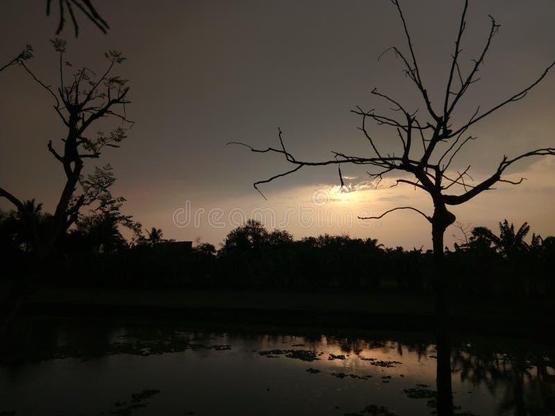 THE SUN DEL SOGNO fotografia stock libera da diritti