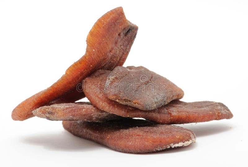 Sun-Dried Bananas royalty free stock images