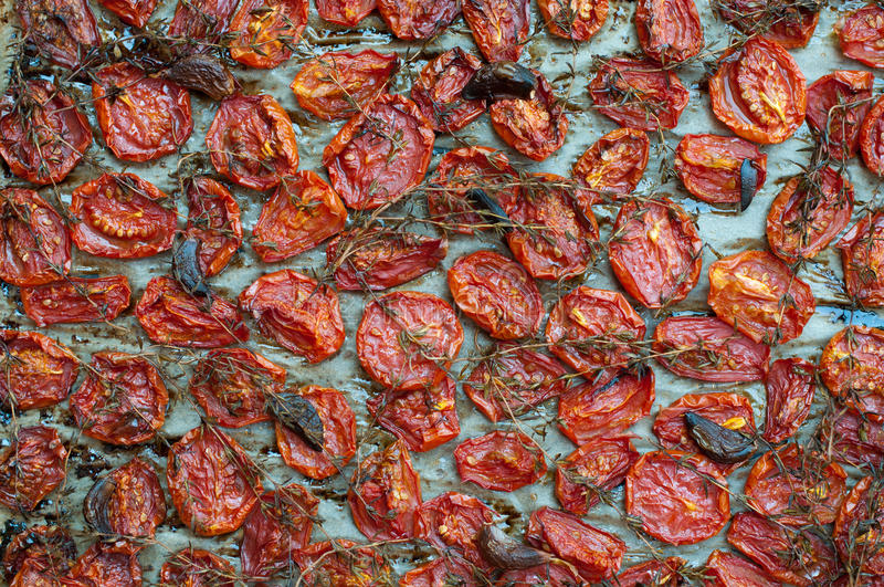 Download Sun Dried Tomato stock image. Image of shot, sauce, white - 28230701