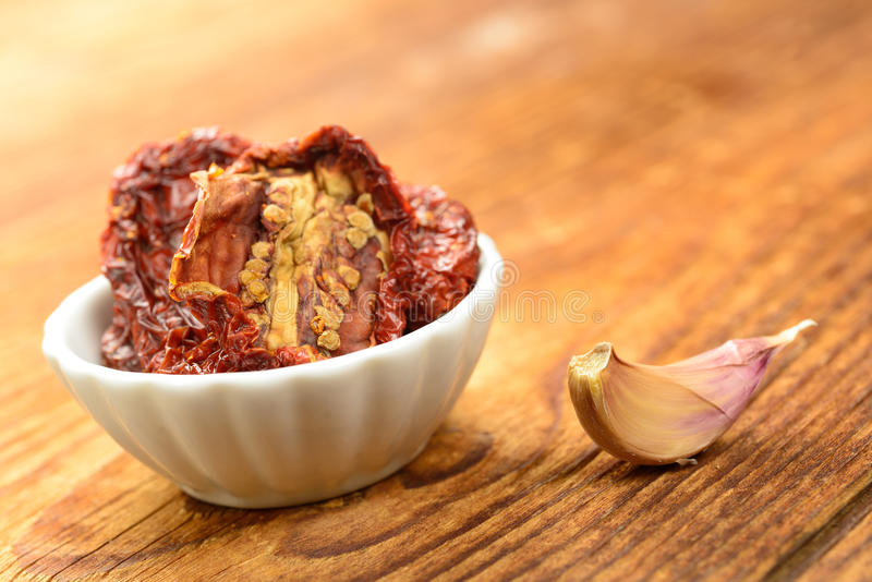 Download Sun dried tomatoes stock photo. Image of olive, food - 28646490