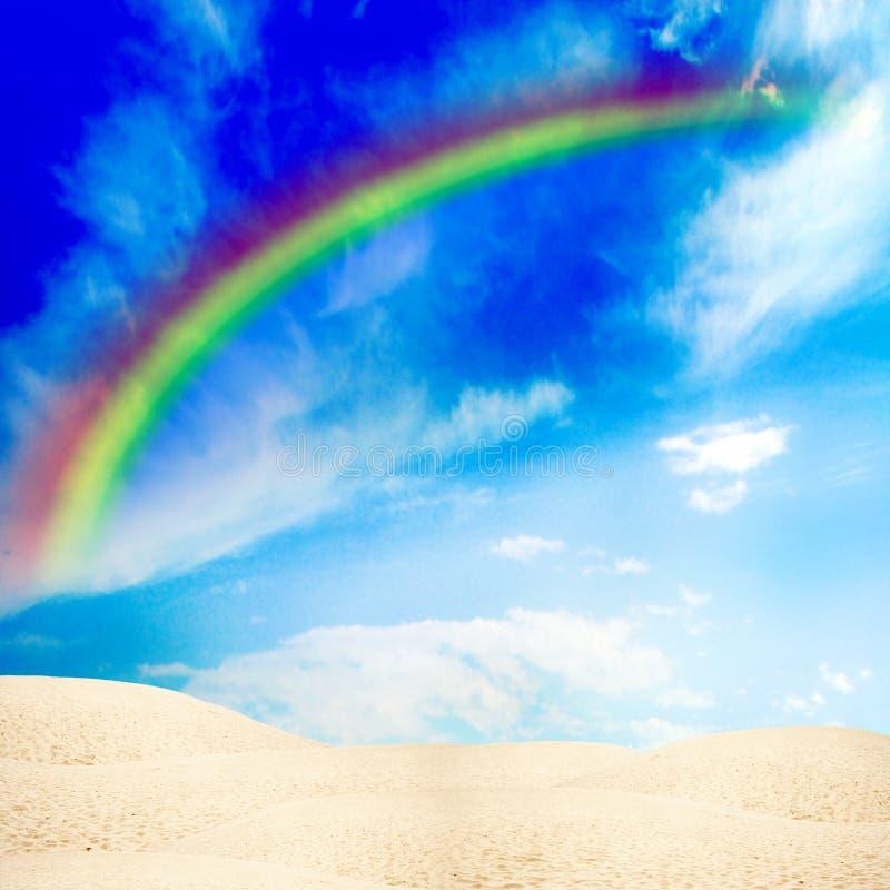 Free Sun Dunes Royalty Free Stock Image - 8233376