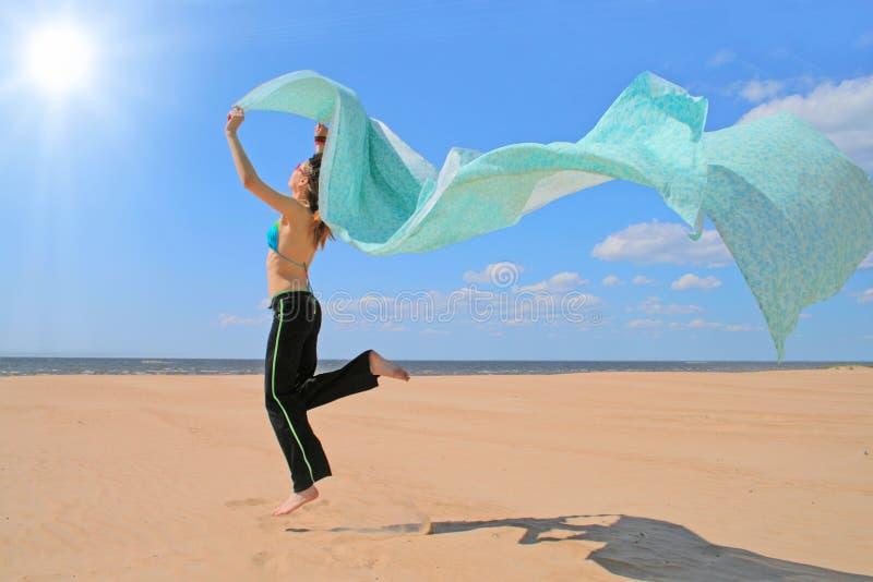 Sun e vento immagini stock libere da diritti