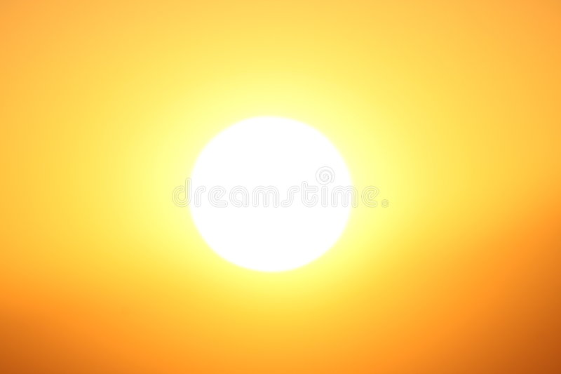 Sun - energia imagens de stock royalty free