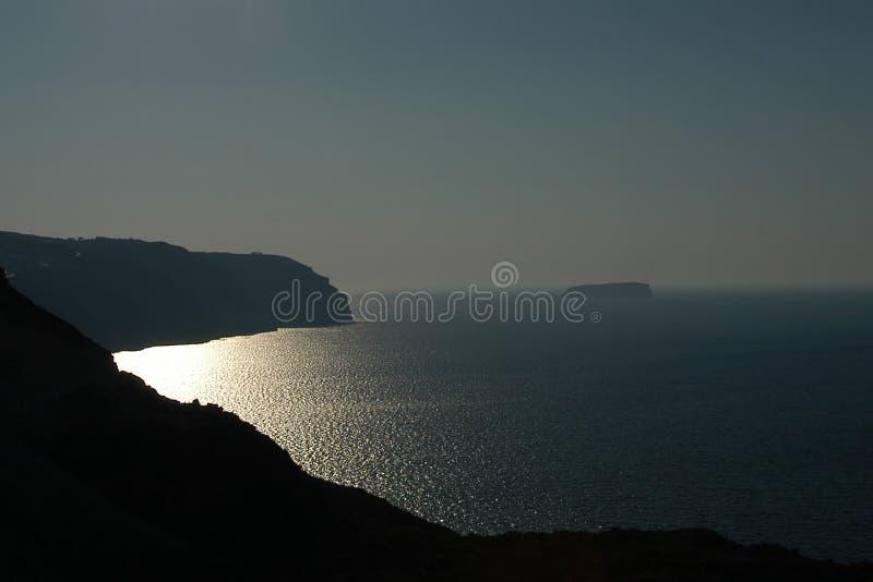 Download Sun está abajo foto de archivo. Imagen de egeo, europa, mediodía - 25480