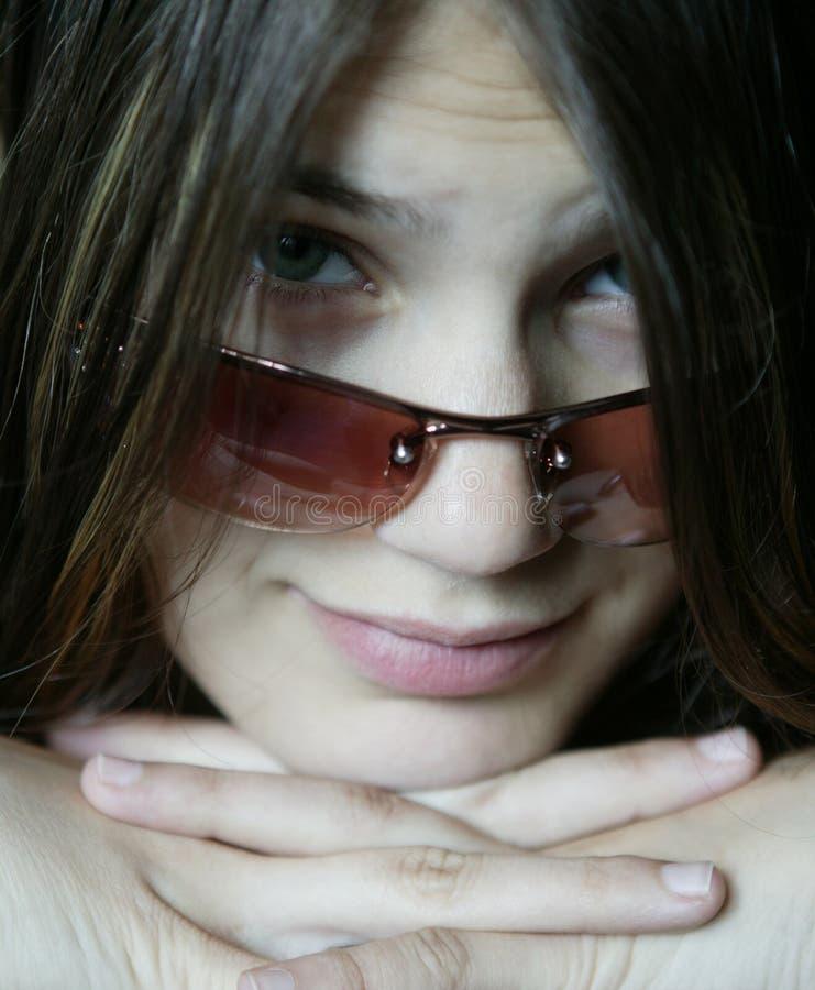 Sun eyeglasses 2 stock photography