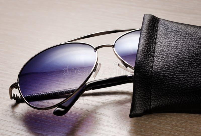 Sun eyeglasses royalty free stock photos