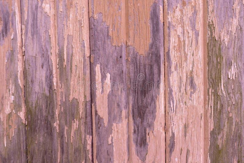 Sun Faded & Weathered Barn Siding royalty-vrije stock foto