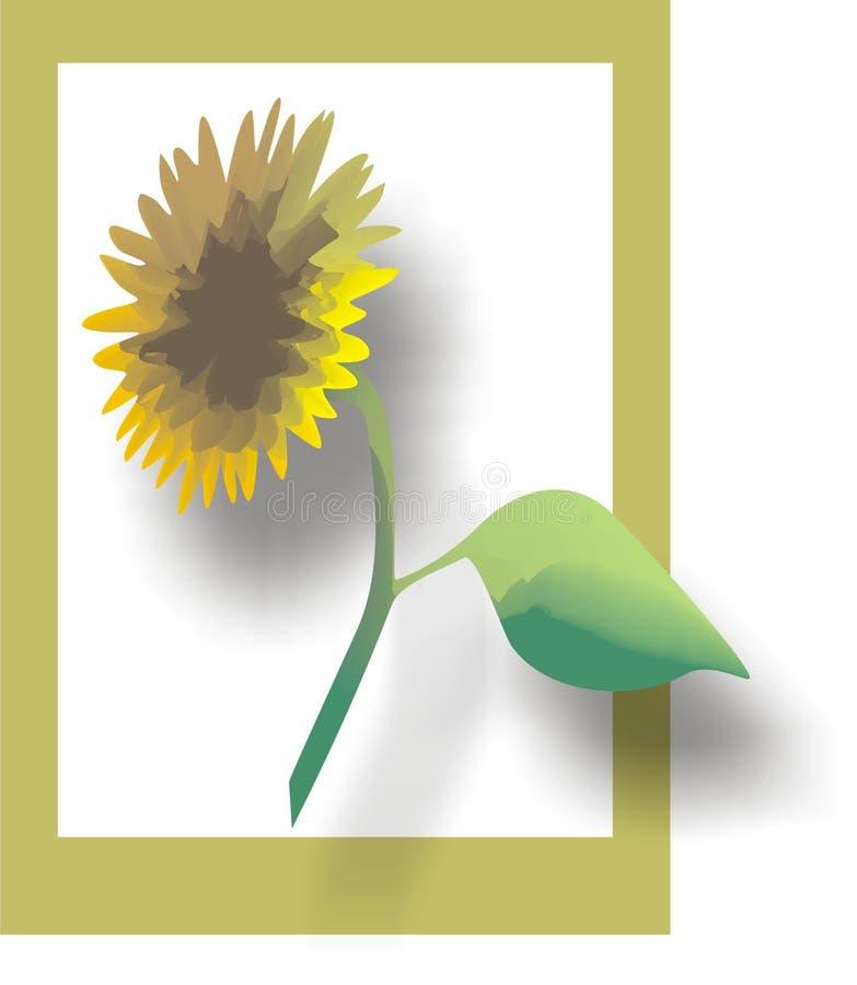 Free Sun Flower 1 Royalty Free Stock Photos - 8755158