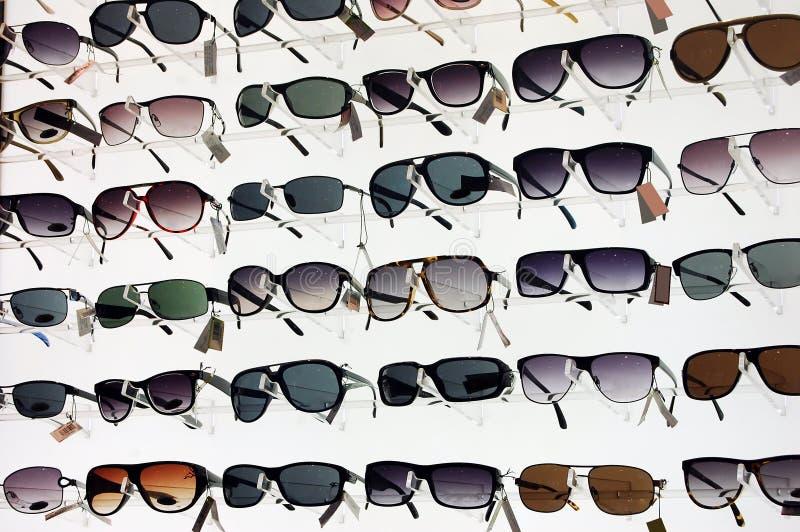 Sun-Gläser lizenzfreie stockfotos