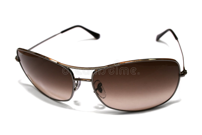 Sun glasses stock photography