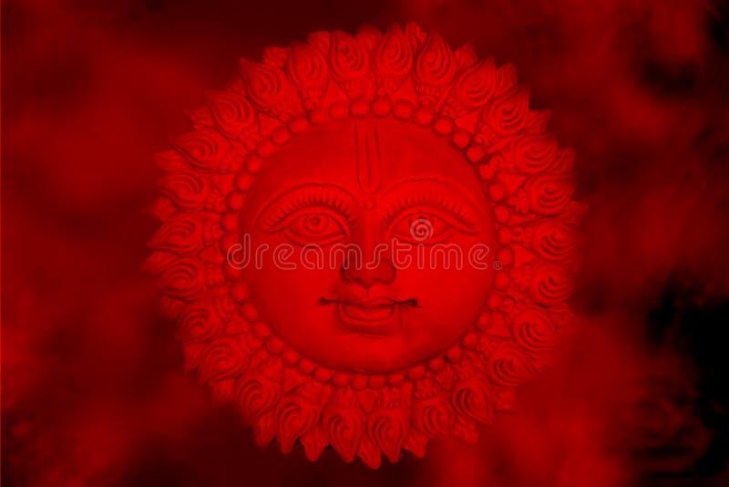 Download Sun God stock photo. Image of abstract, artwork, hindu - 16892302