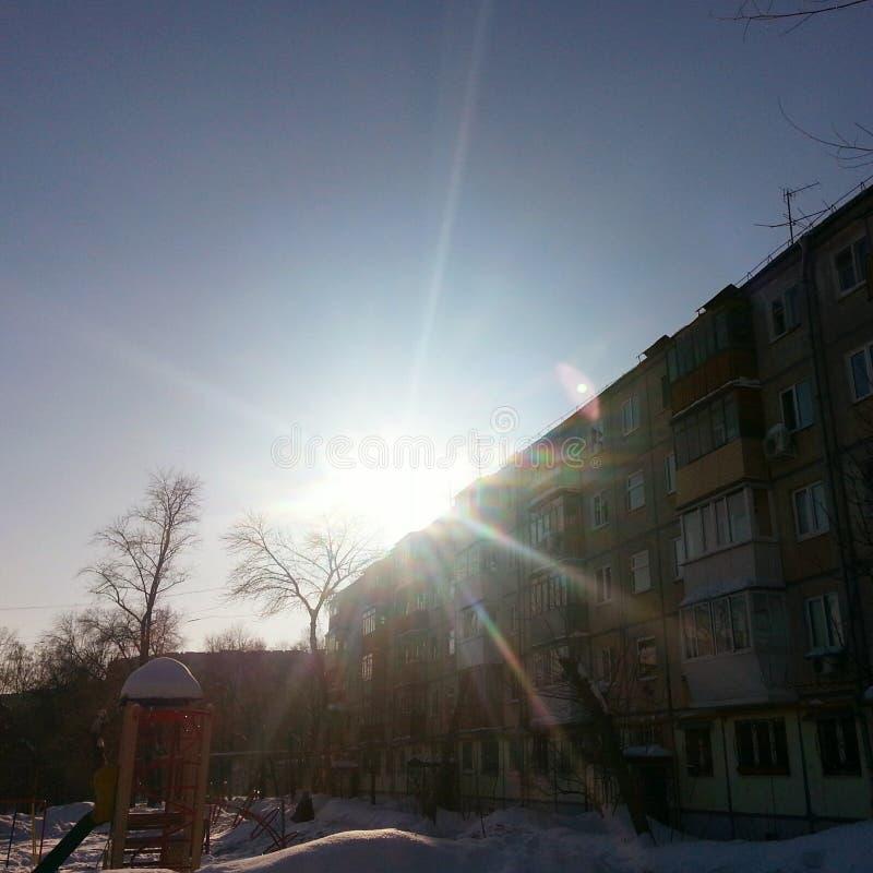 Sun. stock photography