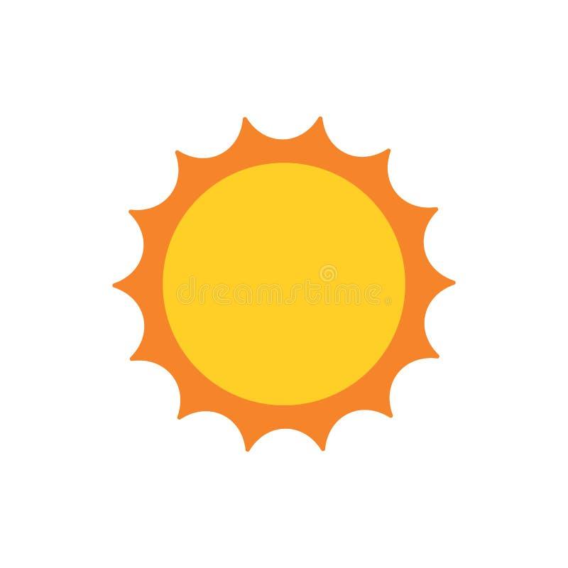 sun icon sun icon vector sun icon eps sun icon jpg sun icon flat rh dreamstime com suntan icon vector sunflower icon vector