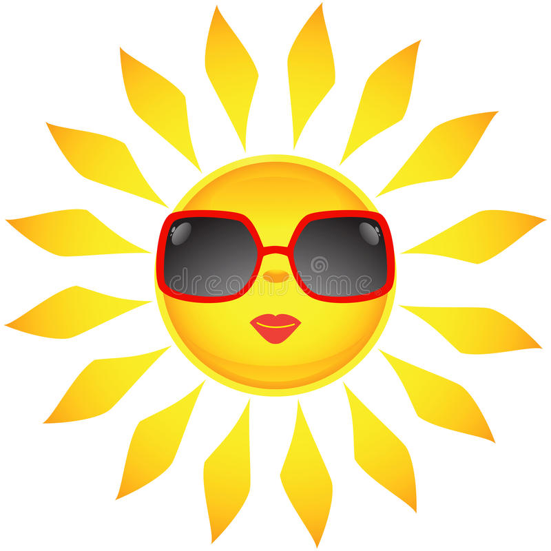 Download Sun Icons. Vector Illustration Stock Vector - Image: 9795629