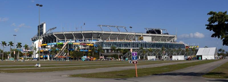 Sun Life Stadium - Miami Florida royalty free stock photo
