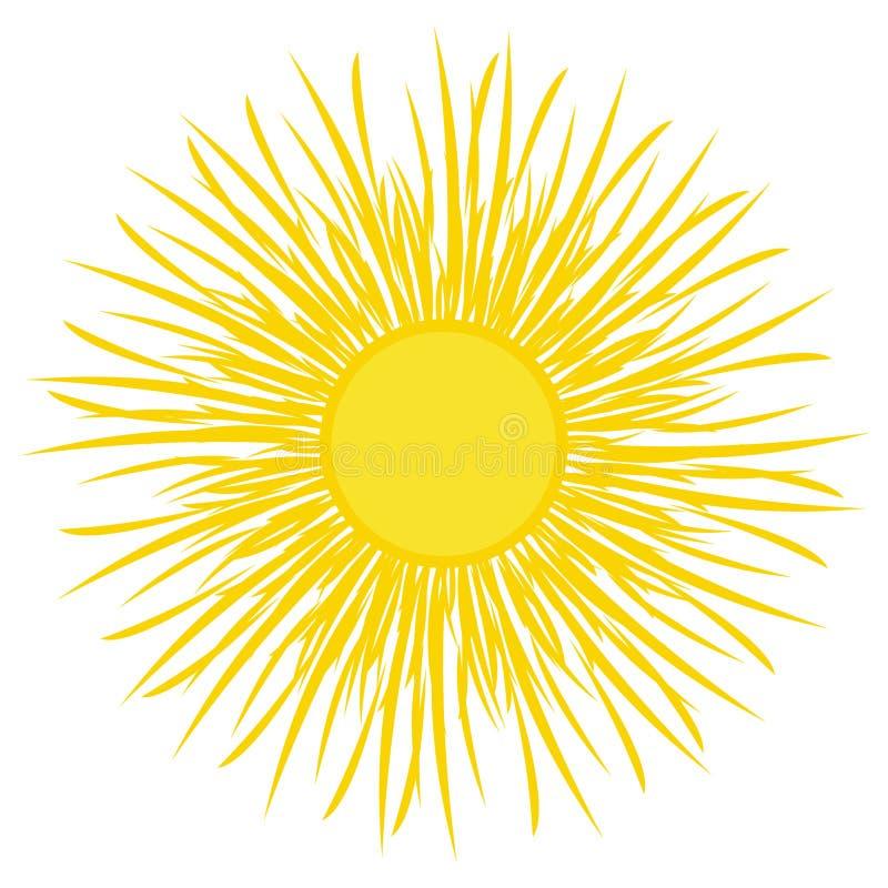 Download Sun Logo Stock Photo - Image: 83710529