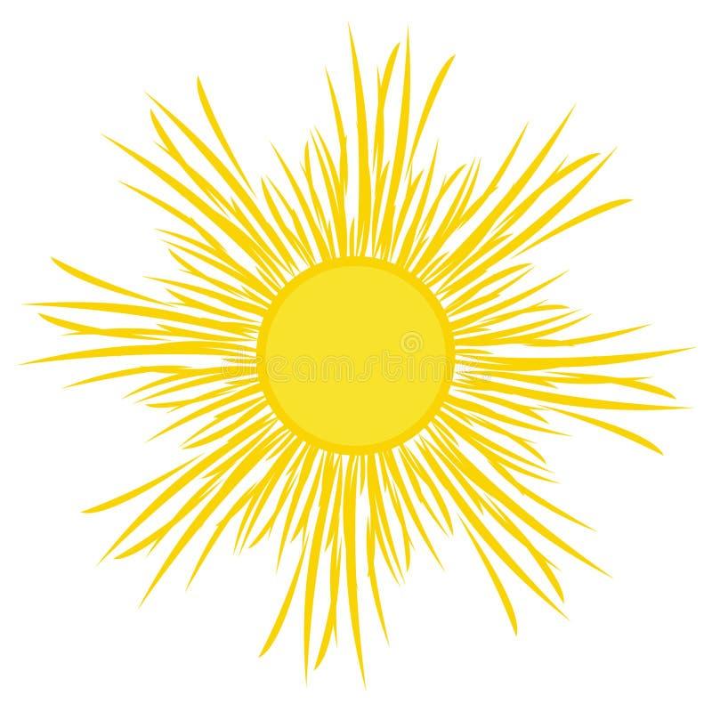 Download Sun Logo Stock Photo - Image: 83711937
