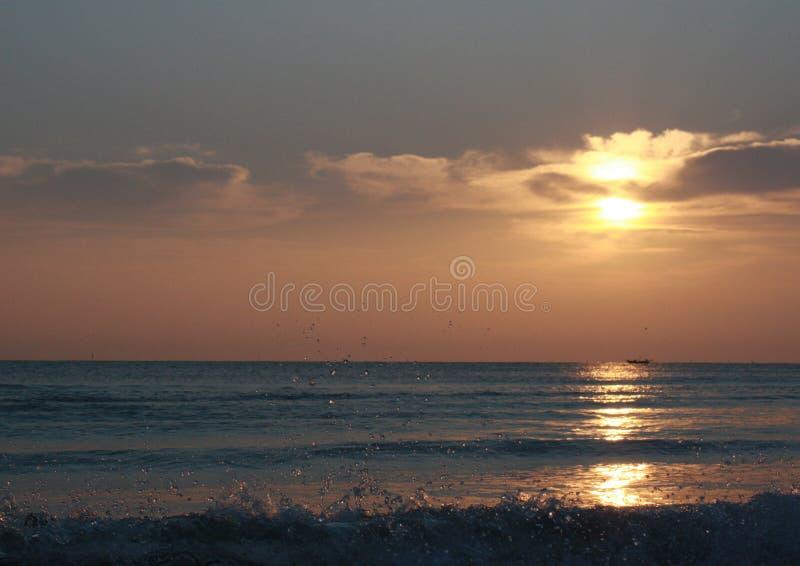 SUN & MARE immagine stock libera da diritti
