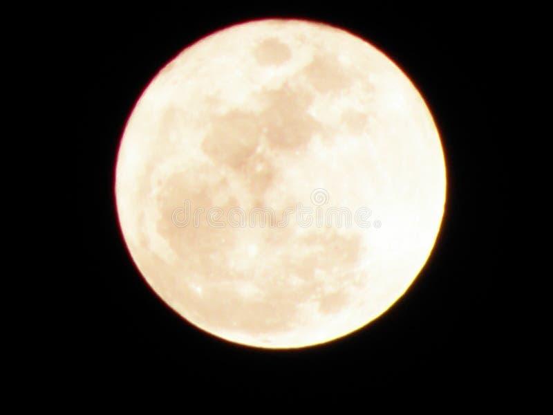 Sun-Mond-Licht lizenzfreies stockbild