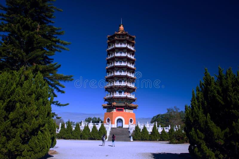 Sun Moon Lake of Taiwan royalty free stock photography