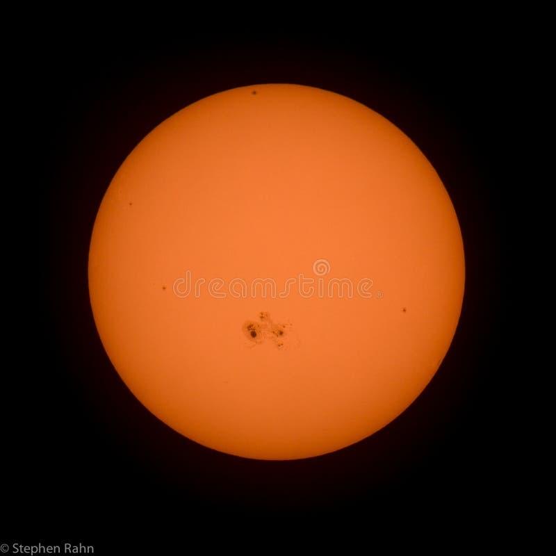Sun On October 23rd, 2014 Free Public Domain Cc0 Image