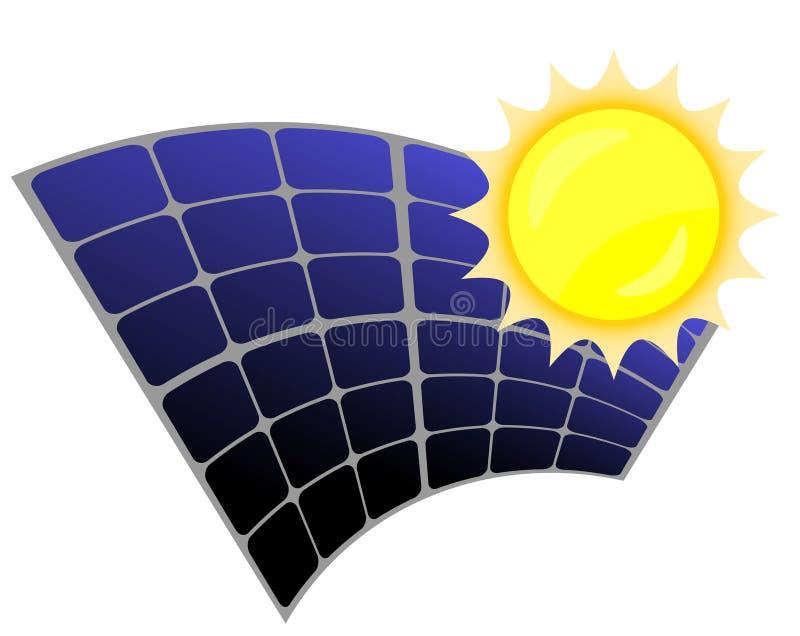 Sun Panel Stock Photos