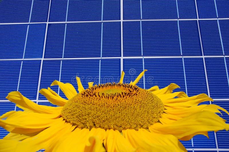 Sun power stock photo