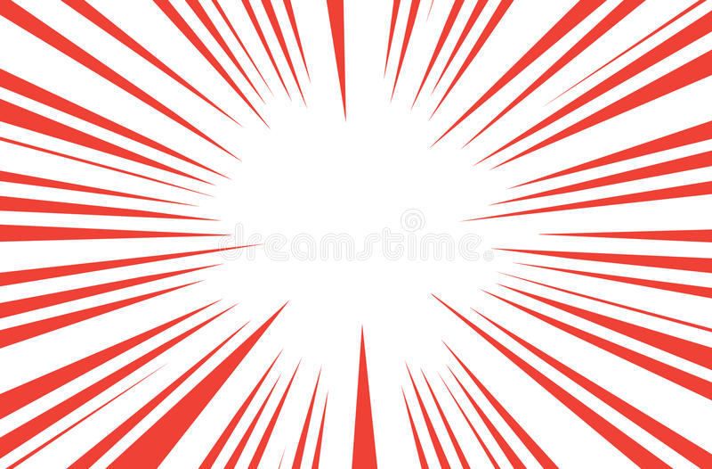 sun rays for comic books radial background vector stock vector rh dreamstime com sun rays vector png sun rays vector png