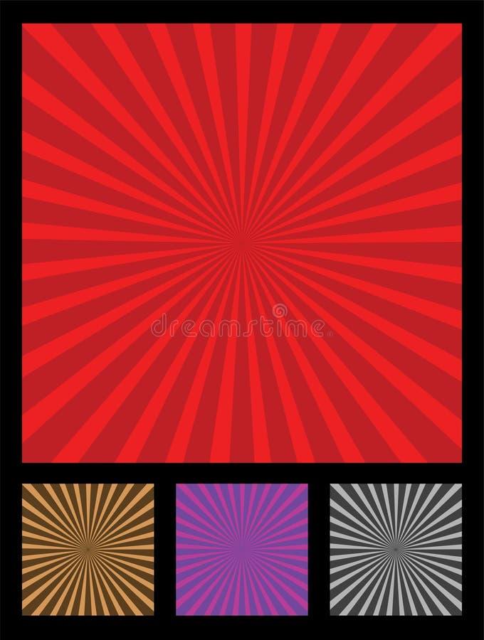 Free Sun Rays Design Element Royalty Free Stock Photos - 4902188