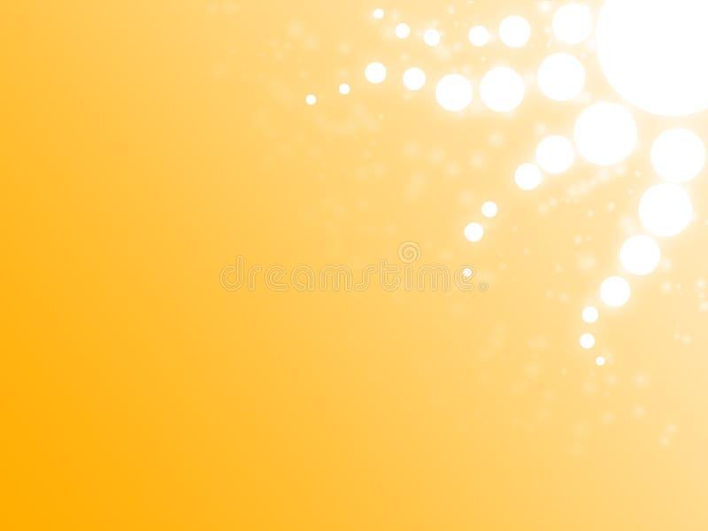 Sun rays la priorità bassa illustrazione vettoriale