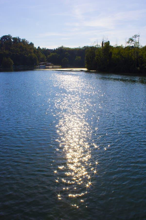 Download Sun reflection stock image. Image of nature, sunbeam - 26709613