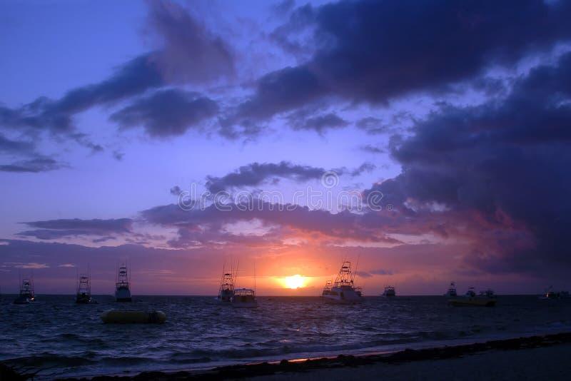 Download Sun Rise stock image. Image of republic, shore, clouds - 1430965