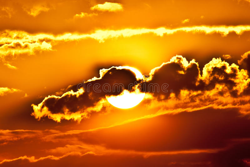 Download Sun Rising Stock Photos - Image: 19509433