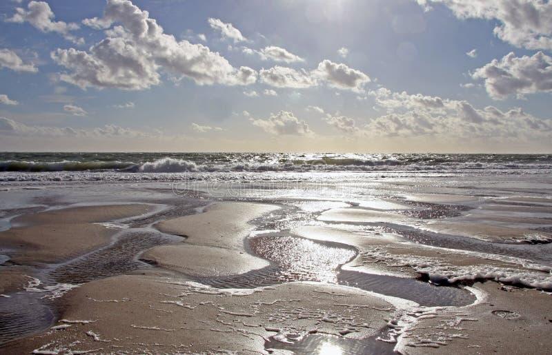 Download Sun, sand and sea stock photo. Image of waves, horizon - 3548826