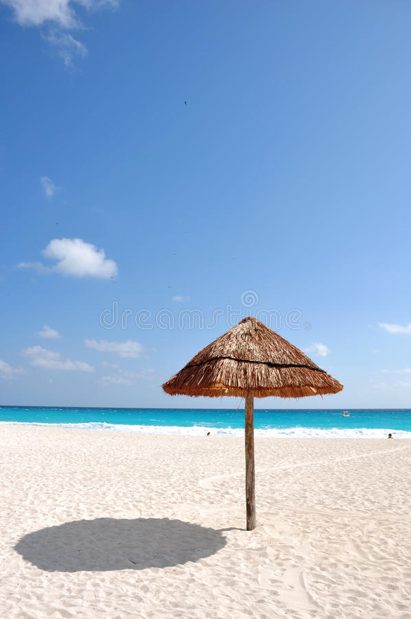 Download Mexico, cancun beach stock image. Image of mayan, landscape - 22787157