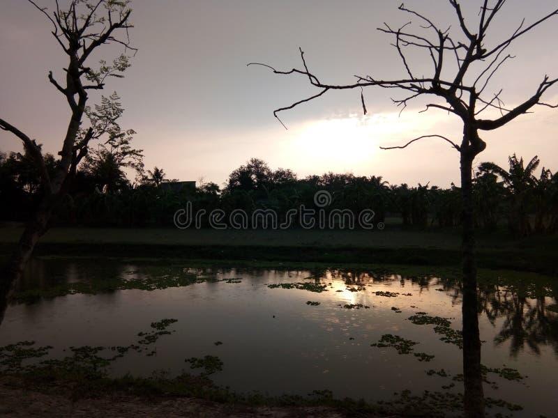 THE SUN sen zdjęcie stock