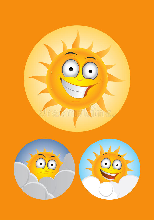 Download Sun Set 1 stock vector. Image of good, happiness, sign - 18886228