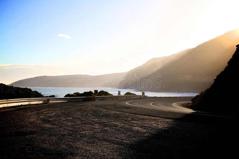 Download Sun set stock image. Image of evening, ocean, countryside - 23602925