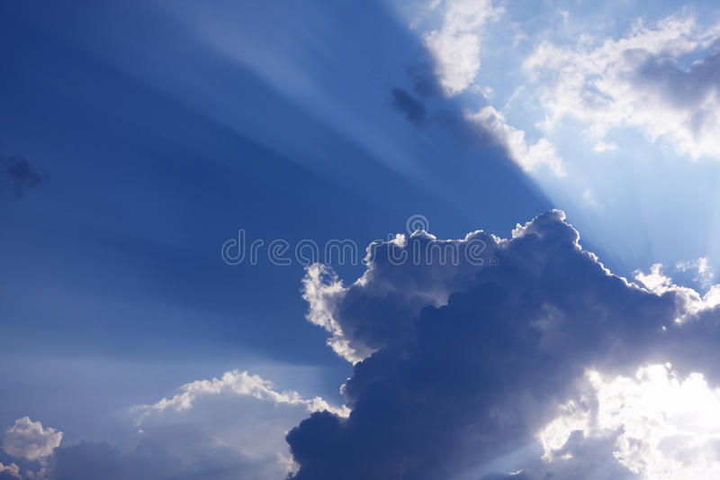 Download Sun shines stock photo. Image of light, heavenly, luminescence - 10637364