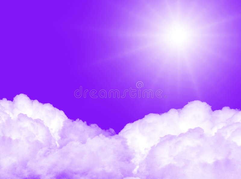 Download Sun in the sky stock illustration. Image of ozone, star - 7572592