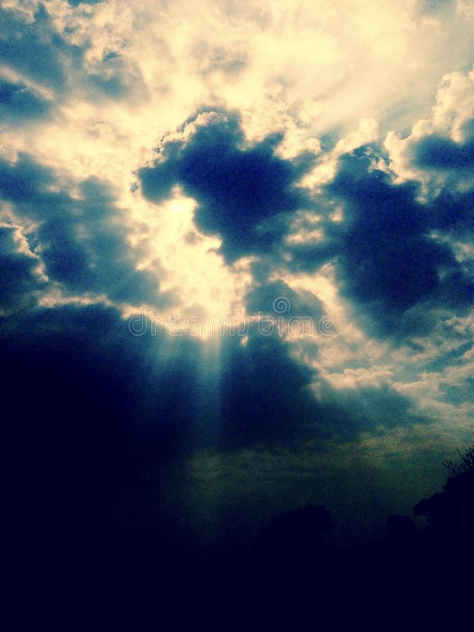 Sun Sky stock photography