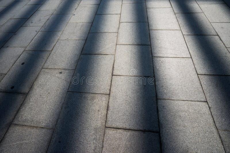 Sun-Strahl aus den Grund, verwendet möglicherweise als Hintergrund stockbilder