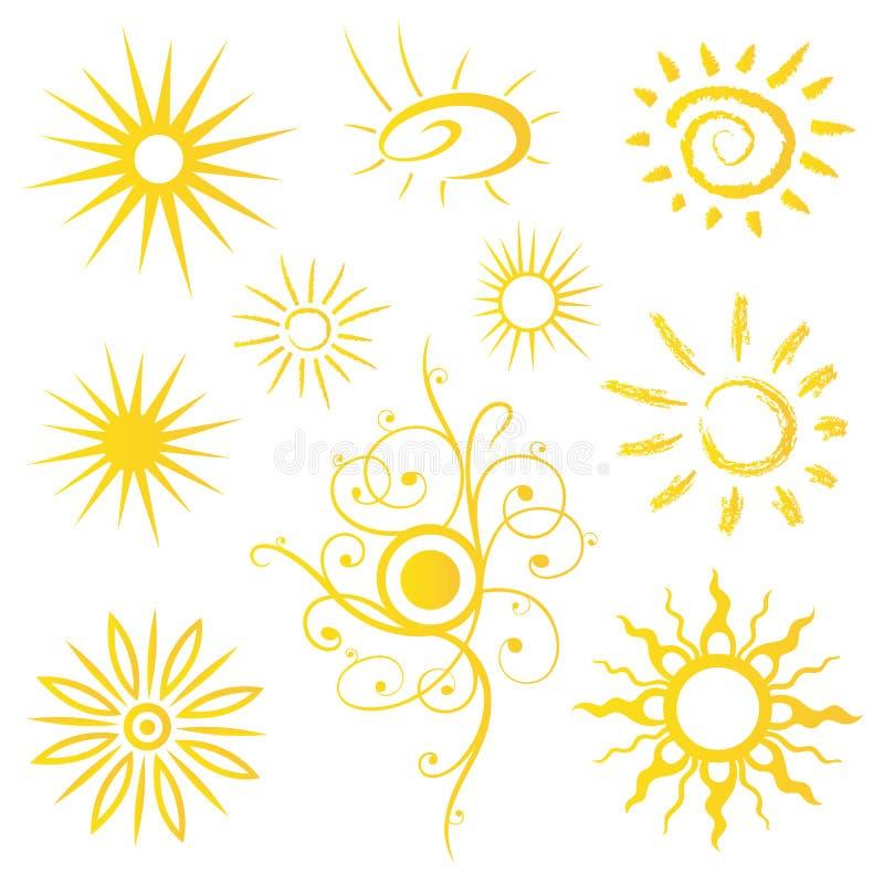 Free Sun, Sunshine, Summer Royalty Free Stock Images - 33652749