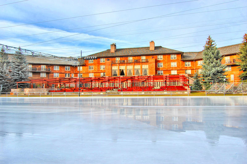 Download Sun Valley Lodge Editorial Stock Photo - Image: 17957733