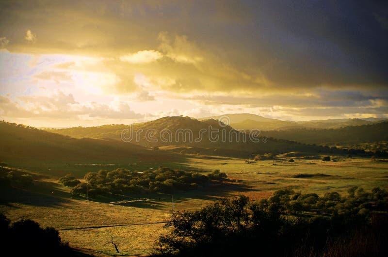 sun valley zdjęcie royalty free
