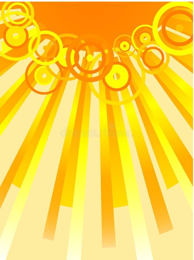 Sun. [Vecteur] illustration libre de droits