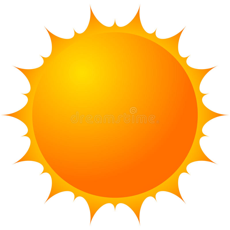 sun vector clip art sun illustration for weather summer vacat rh dreamstime com sun vector png sun vector free download