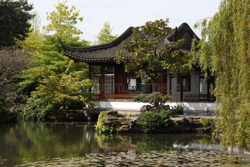 Download Sun Yat Sen Gardens In Vancouver Stock Photo - Image: 14971424